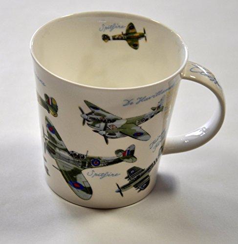 Formano taza Classic Planes porcelana 11 cm 0, 48l 293466 regalo taza de vasos para café té pilotos de aviones