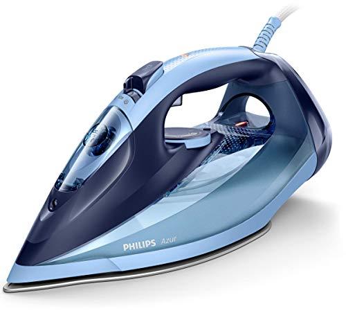Philips Ferri a vapore Philips GC4564/20 Ferro Azur, Colpo Vapore 240g, Serbatoio 300ml, 2600 W, 0.3 Litri, Polycarbonate, Azzurro