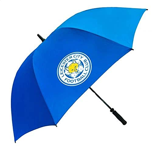 Leicester City F.C. Golf Umbrella Single Canopy Official Merchandise by Leicester City F.C.