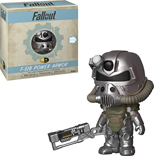 Funko 35535 5 Star: Fallout S2: T-51 Power Armor, Multi