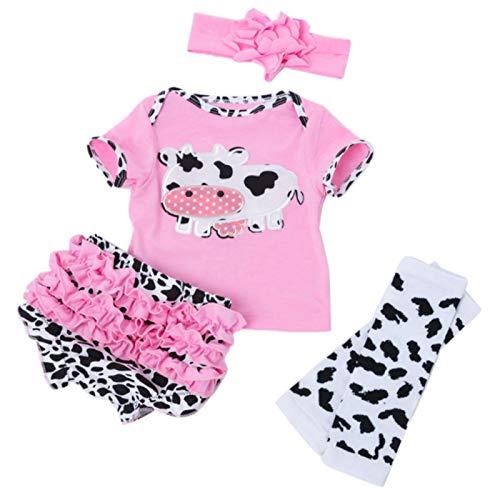 POHOVE Reborn Kleidung für Puppen, 50,8 - 55,9 cm, Spielzeug für Kinder,...