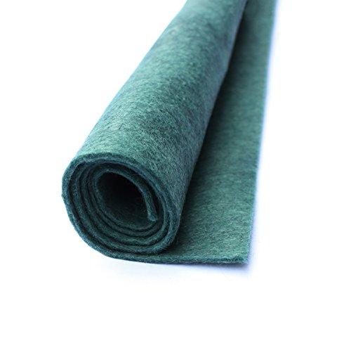 Babbling Brook - Wool Felt Oversized Sheet - 35% Wool Blend - 1 12x18 inch sheet