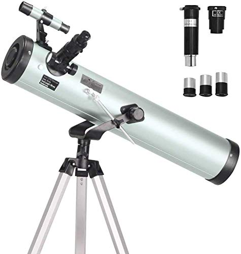 Gpzj Telescopio 76Mm Apertura 700MM