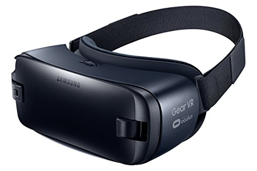 Samsung Gear VR Virtual Reality Headset - Blue / Black (SM-R323) (Renewed)