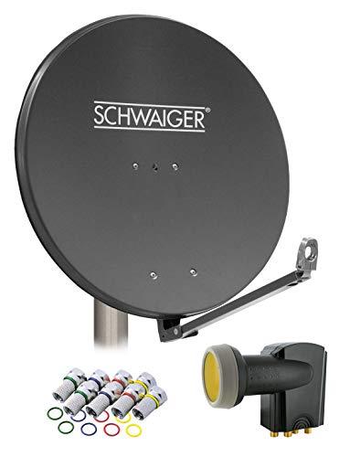 SCHWAIGER SCHWAIGER -4609- Anlage, mit Quad Bild