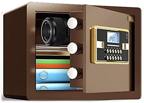 KassaskåpSäker låda, Osynlig Väggskåp Små elektronisk lösenord Säker, Stålstöld Säker, Kassaskåda Säker Smart Hem Säker