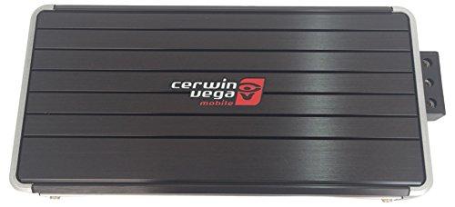 Cerwin-Vega B54 1200W 4-Channels Stealth Bomber Class D Amplifier Black