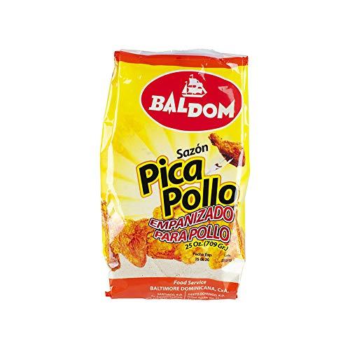 Paniermischung für Hähnchenfleisch, Beutel 709g - Sazon Pica Pollo Empanizado para pollo BALDOM