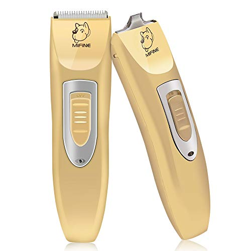 Mifine Professional Dog Clippers Kit