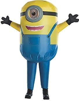 Rubie s Child s Minions Rise of Gru Inflatable Minion Costume