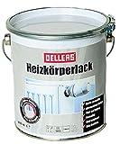 Peinture pour radiateur | Couleur de qualité éprouvée | thermorésistant pour Métal | Haute opacité et efficacité,...