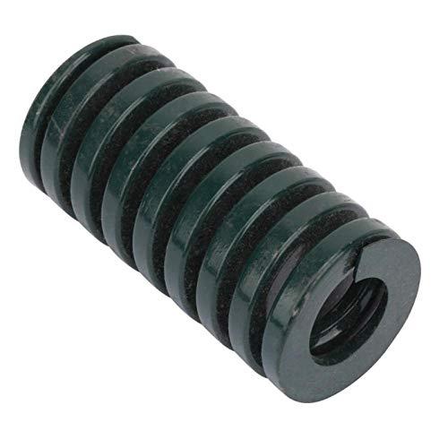 Pequeño resorte plano verde de la bobina del molde de la alta precisión de la primavera plana para los moldes plásticos para los campos automotrices para(TH35* 125m m)