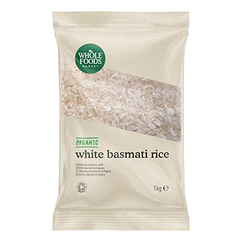 Whole Foods Market - Riz Basmati biologique, 1 kg