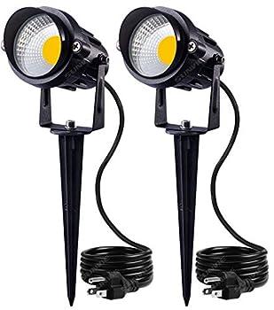 outdoor spotlights