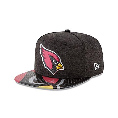 New Era NFL Arizona Cardinals 2017 Draft On Stage Original Fit 9Fifty Snapback Cap S-M