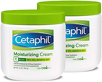 4-Pack Cetaphil Fragrance Free Moisturizing Cream 16 Ounce