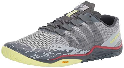 Merrell Trail Glove 5, Zapatillas Deportivas para Interior Hombre, Gris High Rise, 46 EU