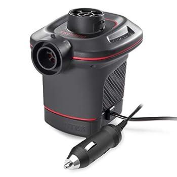 Intex Quick-Fill DC Electric Air Pump 12V Max Air Flow 650 L/min