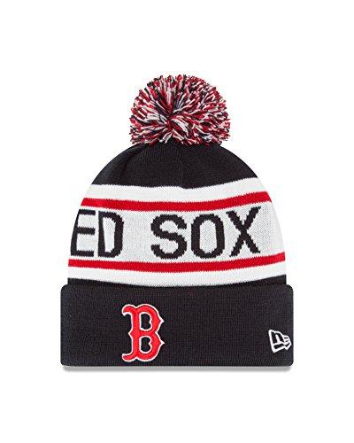 MLB Boston Red Sox Biggest Fan Redux Beanie