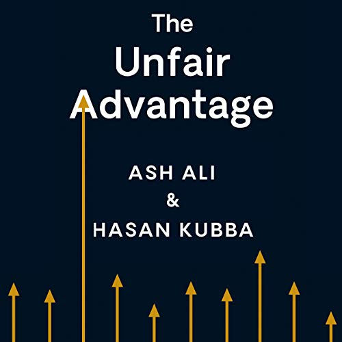 The Unfair Advantage cover art