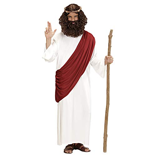 WIDMANN CS924421/L Costume da Messia Adulto, Large
