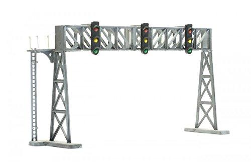Dapol Model Railway Signal Gantry Plastic Kit - OO Scale 1/76
