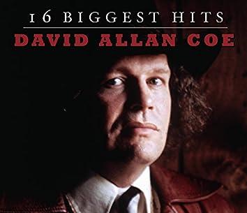 David Allan Coe - 16 Biggest Hits