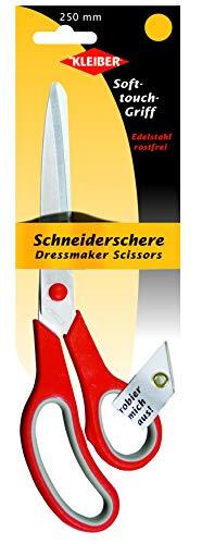 Kleiber Schneiderschere, Stahl, rot, 250 mm