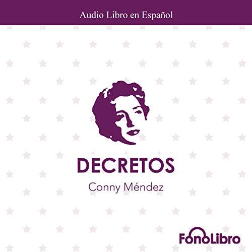 Decretos de Conny Mendez [Conny Mendez Decrees] Titelbild