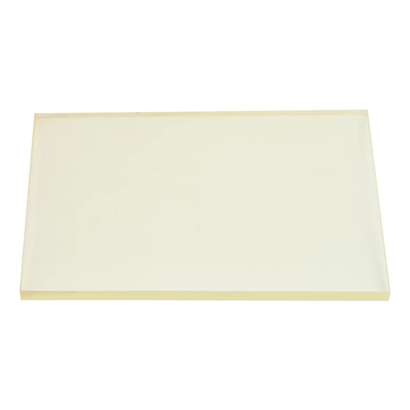 Leather Stamping Board Leather Craft Rubber Mute Board Cutting Hole Punching Mat 20x15x0.8cm/7.87x5.91x0.31in