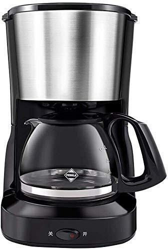 XHCP Coffee Machine Filter Coffee Maker Household Small Mini Large Capacity American Drip Coffee Maker Machine Tea Maker