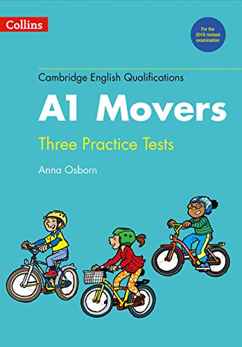 Practice Tests for A1 Movers: Yle (Cambridge English Qualifications)