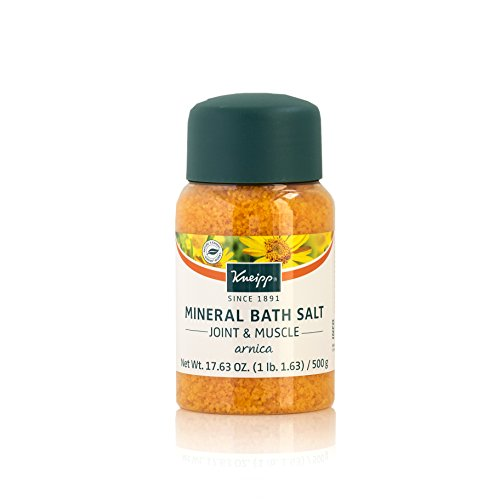 Kneipp Arnica Mineral Bath Salts Joint amp Muscle 1763 Ounces