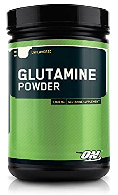 Optimum Nutrition L-Glutamine Muscle Recovery Powder, 1000 Gram from Glanbia Performance Nutrition