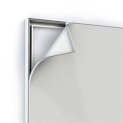 Klemp - Textilspannrahmen zur Wandbefestigung Hochwertiger Rahmen - Ideale Werbefläche 19 mm