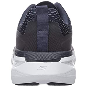 Skechers Men's MAX Cushioning Premier Vantage Sneaker, Navy, 12