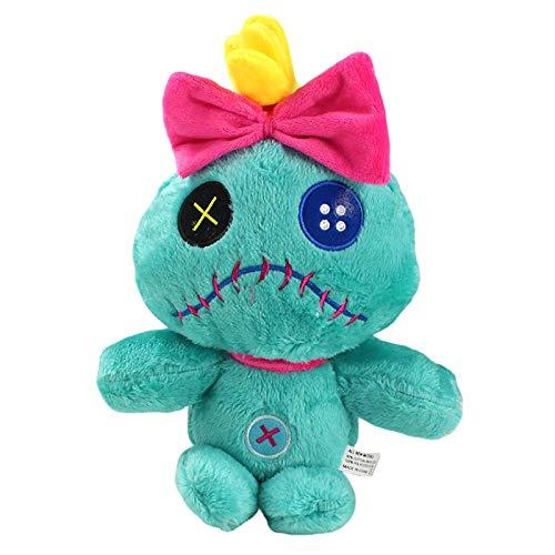 Boufery Anime Lilo y Stitch Juguetes de Peluche, Pajarita Stitch bebé Juguetes de Peluche, Regalo de cumpleaños para niños 26 cm