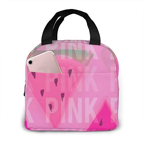 Lunch Bag Bento Box Tote Handbag...