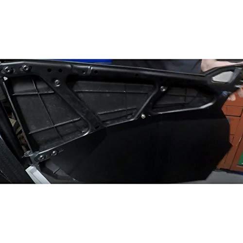Lower Door Insert Panels for 2014-2019 Polaris RZR XP 1000 4-Door 2016-2019 Turbo 4-Door 2015-2019 RZR 900 4-Door