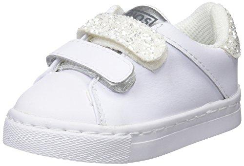 Gioseppo 43922, Zapatillas de Estar por casa para Bebés, Blanco (White), 24 EU