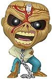 Funko- Pop Rocks: Iron Maiden-Piece of Mind (Skeleton Eddie) Juguete Coleccionable 45983 Multicolor...