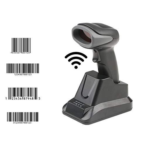 Kercan 1D LIne Wireless Laser Barcode Scanner 3d barcode scanner