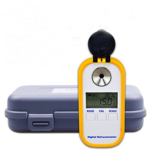TC Digitales Kaffeekonzentrationsmessgerät für Kaffee Brix/TDS Doppelzweck-Typ Digitales Refraktometer