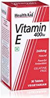 HealthAid Vitamin E 400iu - 30 Tablets