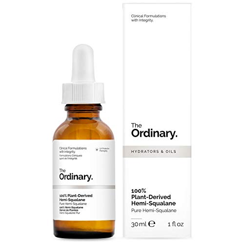 The Ordinary 100% Plant-Derived Hemi-Squalane