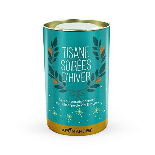 Aromandise - Tisane Soirée d'Hiver bio vrac - 100g