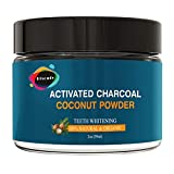 Biscuty Charcoal Teeth Whitening,Activated Charcoal Natural Teeth Whitening Powder
