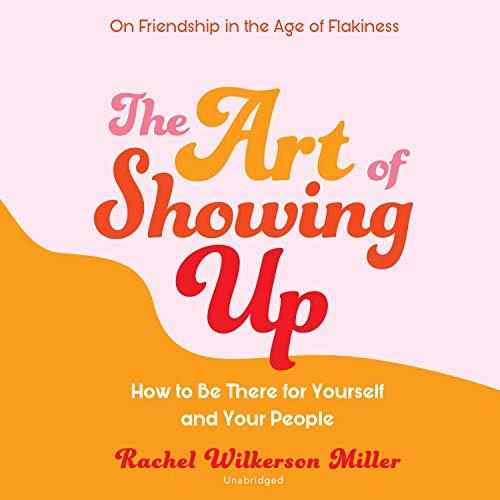 Page de couverture de The Art of Showing Up