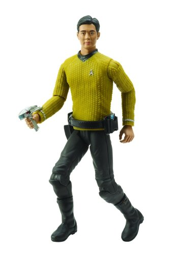 PlayMates Vivid Imaginations Star Trek - Sulu Figure with Enterprise Uniform (15 cm)