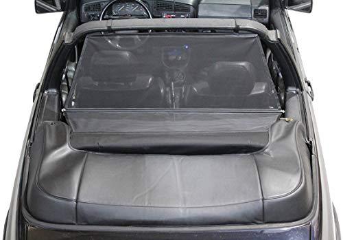 Aperta Windschott passend für Volkswagen Golf 100% Passgenau OEM Qualität Schwarz Windstop Windabweiser